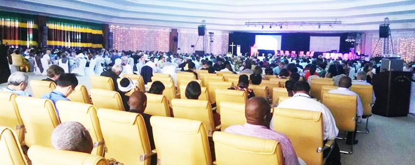 TNRF attending WCC